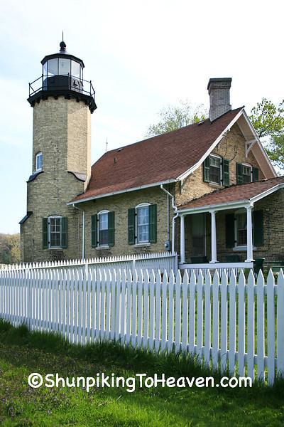 White River Light Station, Michigan