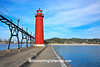 Pierhead Inner Lighthouse, Grand Haven, Michigan