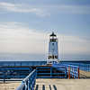 Charlevoix Pierhead Light