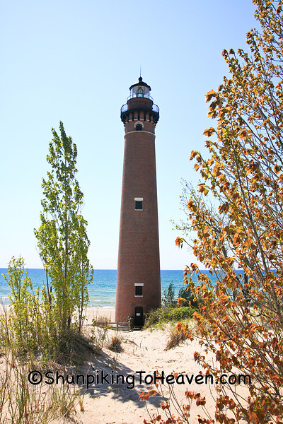 Little Sable Point Light, Silver Lake State Park, Michigan