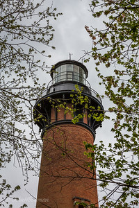 Currituck Beach Light - Lantern Room & Observation Gallery (NC)