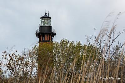 Currituck Beach Lighthouse - from Boardwalk, Sound side (NC)