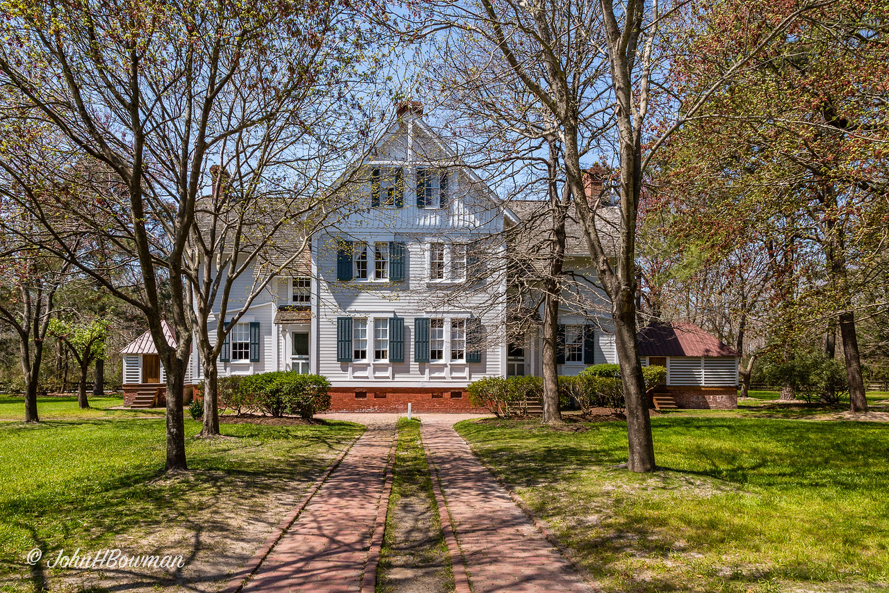 Currituck Beach Light Station - Double Keepers' House (NC)