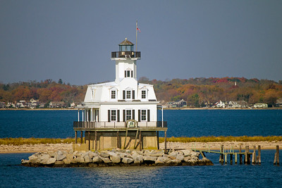 Long Beach Bar Lighthouse