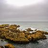 The California coast near Montara Lighthouse