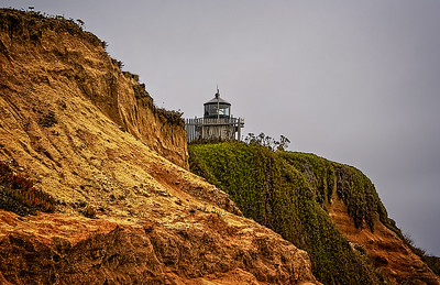 Montara Lighthouse near Half Moon Bay