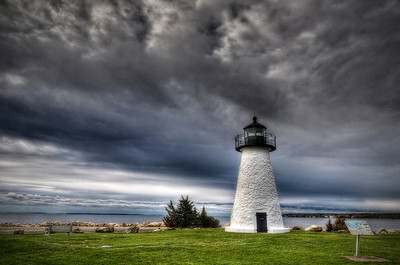 Ned's Point Lighthouse October 29th, 2011
