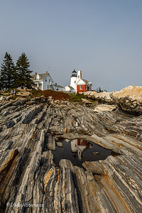Pemaquid Point Lighthouse - Bristol, ME