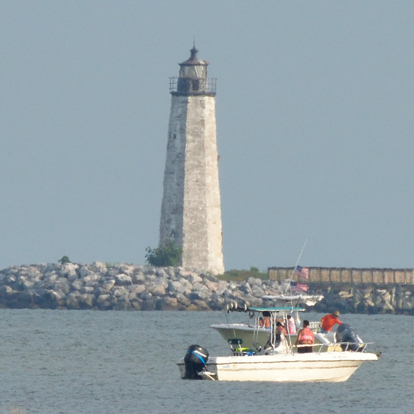 Lighthouse of the Bay