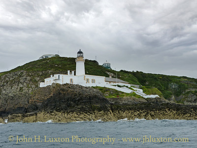 Douglas Head Lighthouse, Isle of Man - July 01, 2017