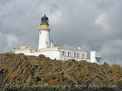 Douglas Head Lighthouse, Isle of Man, August 16,  2013