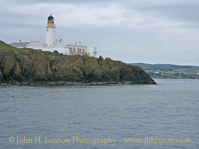 Douglas Head Lighthouse, Isle of Man - May 30, 2005