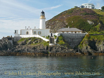 Douglas Head Lighthouse, Isle of Man - August 25, 2010