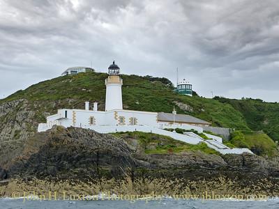 Douglas Head Lighthouse, Isle of Man - July 01, 2017