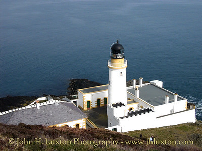 Douglas Head Lighthouse, Isle of Man - March 19, 2005
