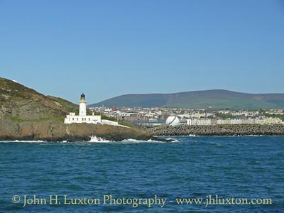 Douglas Head Lighthouse, Isle of Man - May 01, 2011