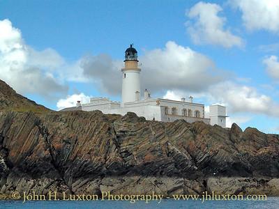 Douglas Head Lighthouse, Isle of Man - September 06, 2003
