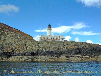 Douglas Head Lighthouse, Isle of Man - September 06, 2009