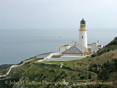Douglas Head Lighthouse, Isle of Man - March 19, 2005