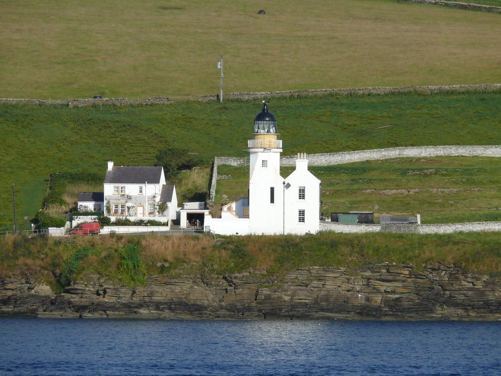 Holborn Head LIghthouse, Scotland - August 15, 2011
