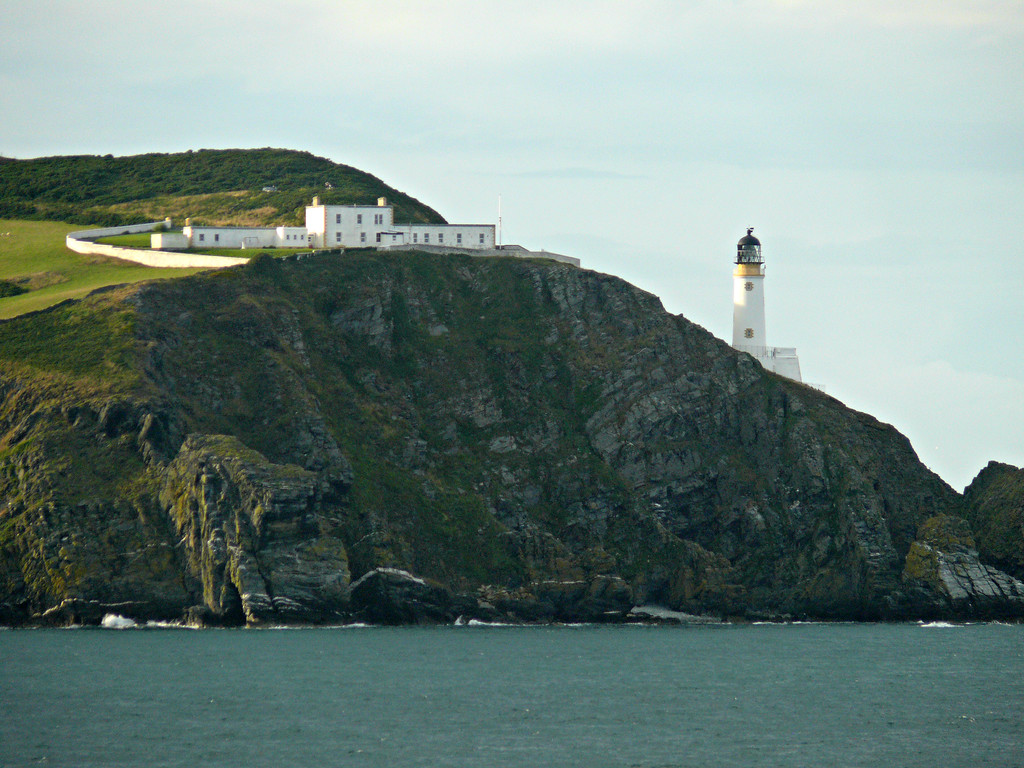 Maughold Head Lighthouse - July 29, 2003