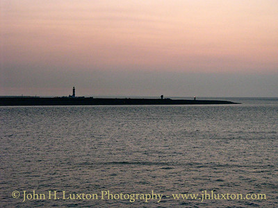 Point of Ayre Lighthouse, Isle of Man - July 23, 2005