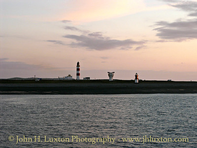 Point of Ayre Lighthouse, Isle of Man - May 29, 2005