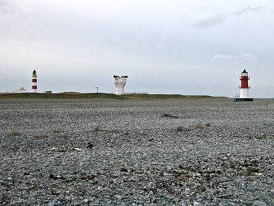 Point of Ayre Lighthouse, Isle of Man - December 29, 2005