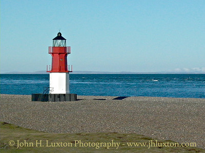 Point of Ayre Lighthouse, Isle of Man - January 04, 2003