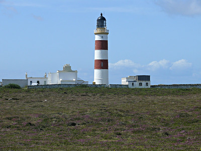 Point of Ayre Lighthouse - July 30, 2009