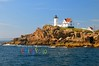 "Nubble as seen from the ""Ocean-Side"""