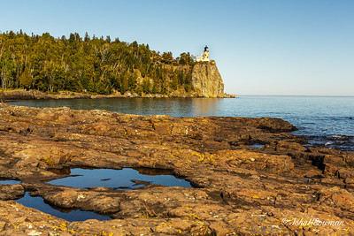 Split Rock Lighthouse (MN) - from lake level