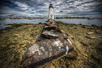 """Palmer's Island Light"" September 25th, 2011"
