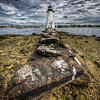 """Palmer's Island Light""<br /> September 25th, 2011"