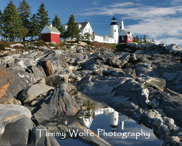 Pemaquid Point Lighthouse (10/13/2006)