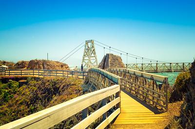 The Bridge to the Bridge