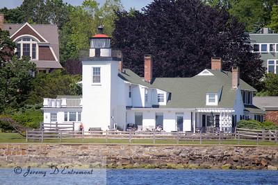 Nayatt Point Lighthouse