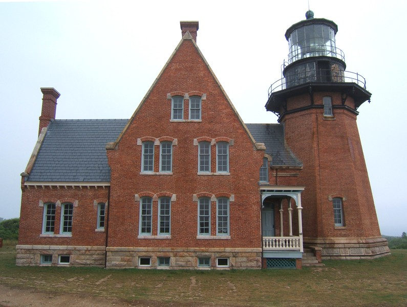 Southeast Light - New Shoreham, RI - Block Island