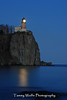 Split Rock Lighthouse. Every year on November 10 the beacon is lit in memory of the 29 men lost aboard the Edmund Fitzgerald.