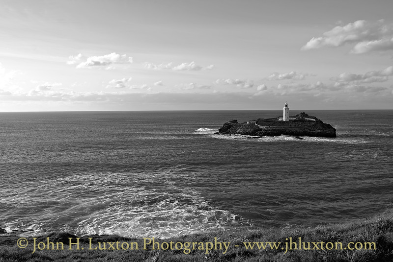 Godrevy Lighthouse, Cornwall - October 25, 2015