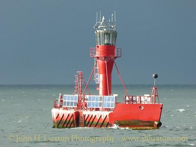 The Bar Light Float - Liverpool Bay - July 09, 2016