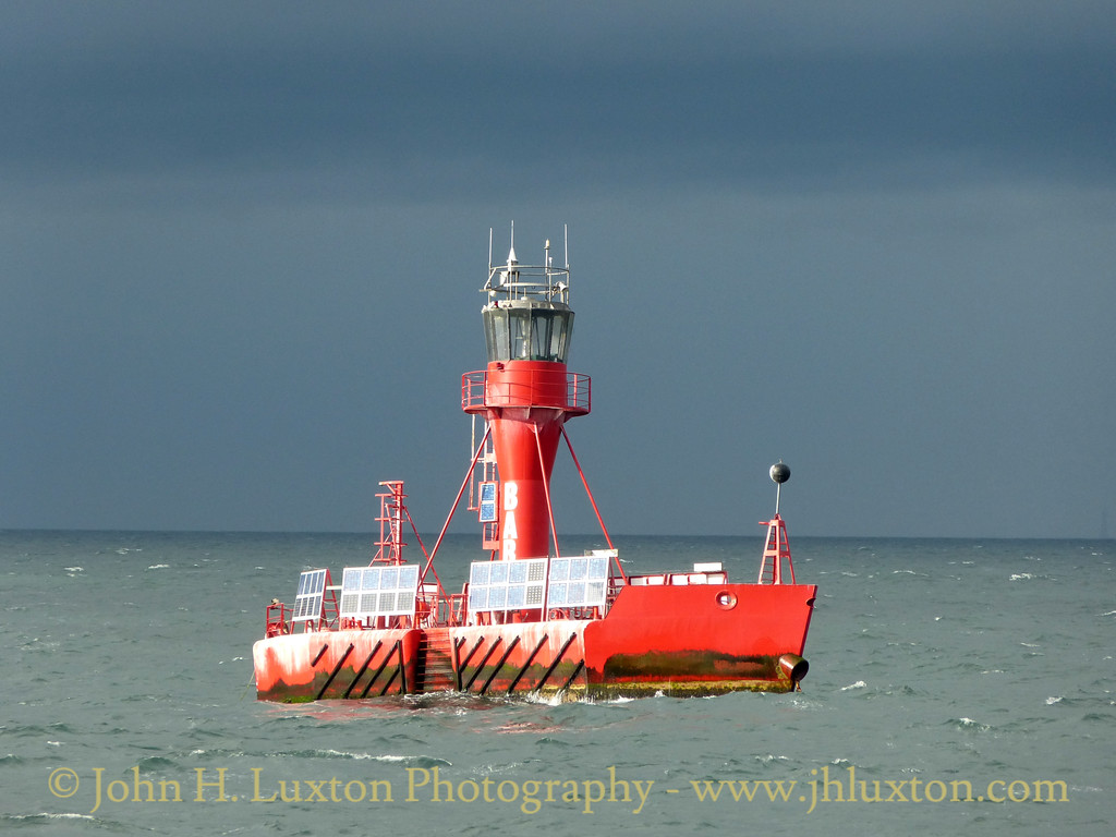 The Bar Light Float - Liverpool Bay - July 09, 2016
