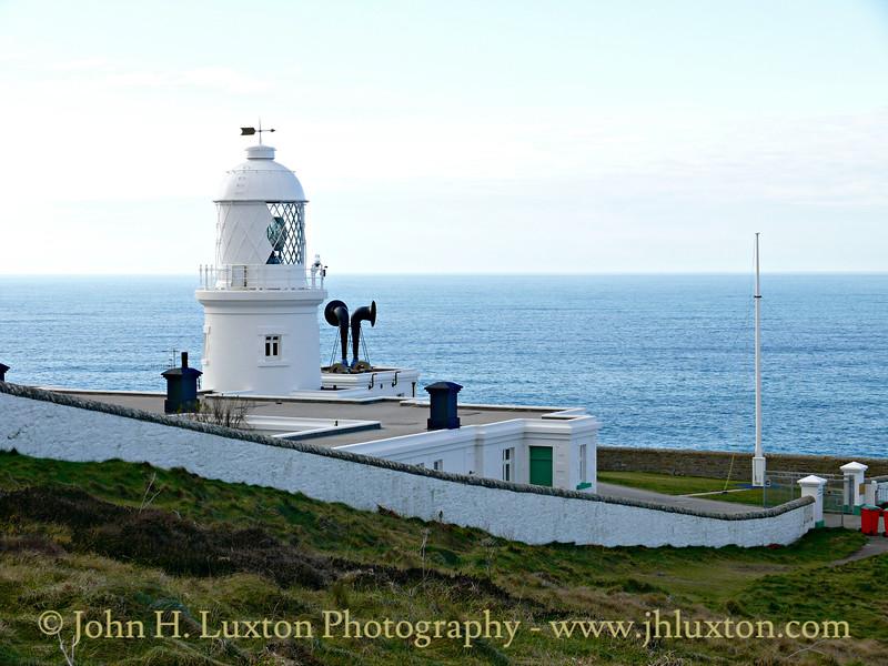 Pendeen Lighthouse, Cornwall - February 19, 2009