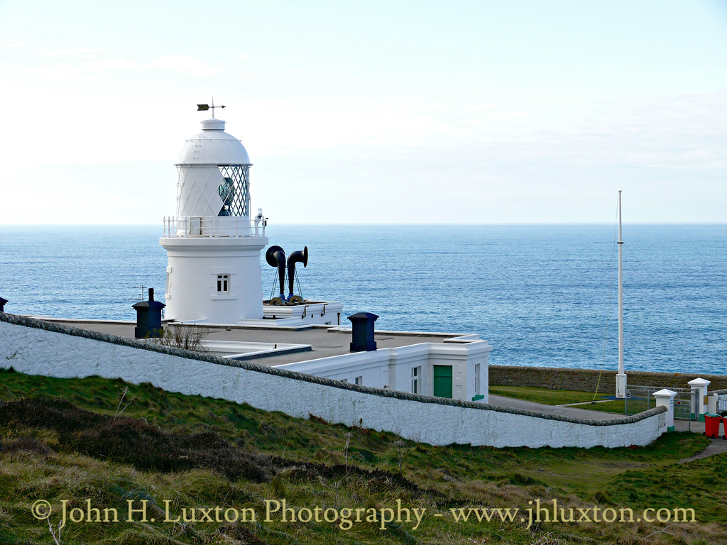 Pendeen Lighthouse, Cornwall - February 19, 2009