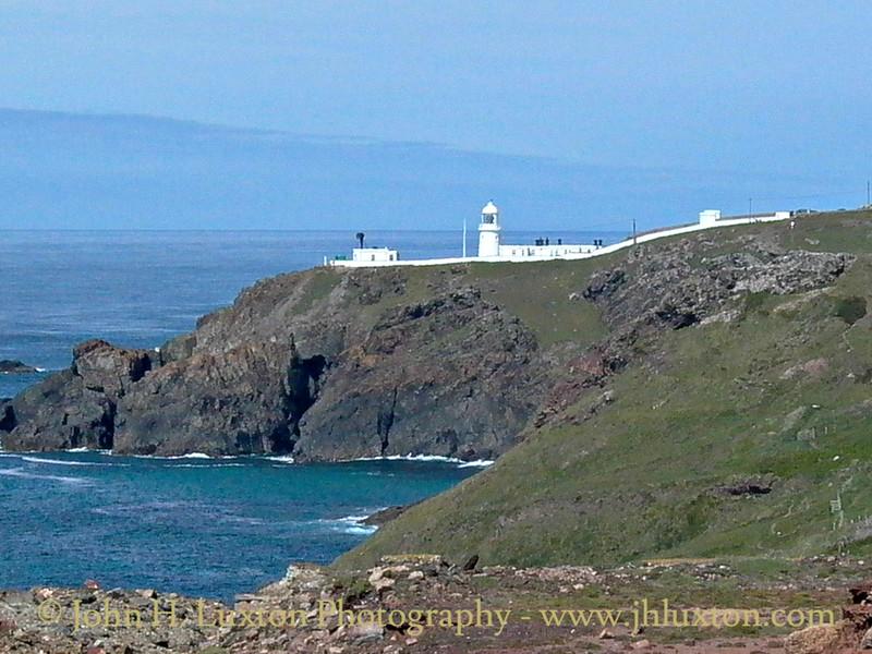 Pendeen Lighthouse, Cornwall - June 03, 2004