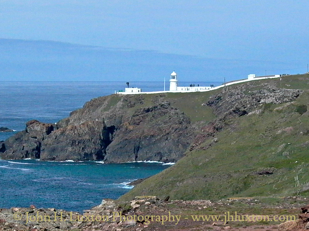 Pendeen Lighthouse, Cornwall - June 03, 2004