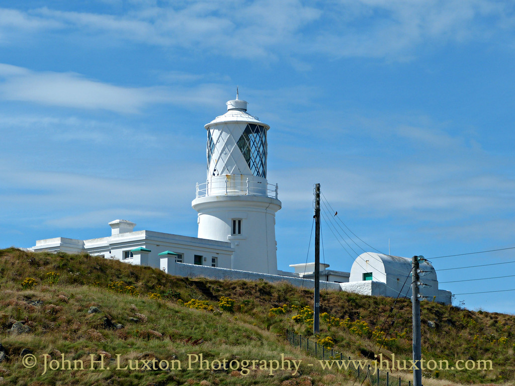 Strumble Head Lighthouse, Wales - August 06, 2013