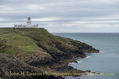 Strumble Head Lighthouse, Wales - August 27, 2018