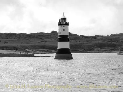 Trwyn Du Lighthouse, Anglesey - June 22, 2003