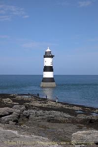 Trwyn Du Lighthouse, Anglesey - September 10, 2016